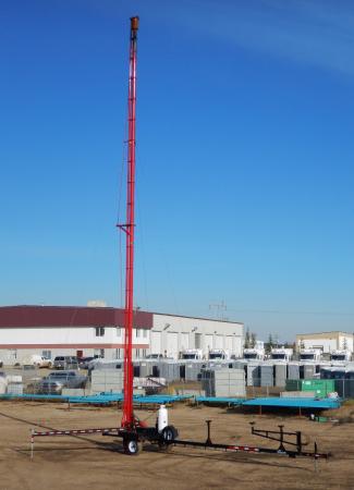 Alberta Flare Stacks - Source Energy Rentals